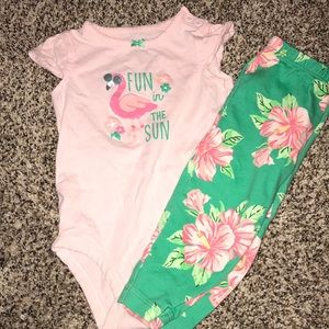 Carter's 2 Piece Outfit